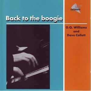 Back To The Boogie アーティスト写真