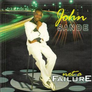 John Sande 歌手頭像