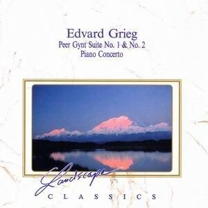 Edvard Grieg: Peer-Gynt Suite Nr. 1, op. 46 - Peer-Gynt Suite Nr. 2, op. 55 - Klavierkonzert, A-Moll, op. 16 歌手頭像