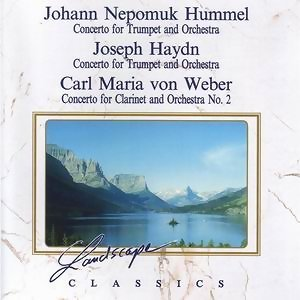Hummel: Konzert, Es-Dur & Haydn: Konzert, Es-Dur & Weber: Konzert fur Klarinette & Orchester op. 74 アーティスト写真