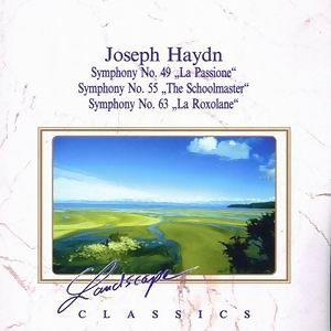 Joseph Haydn: Sinfonie Nr. 49, F-Moll -Sinfonie Nr. 55, Es-Dur - Sinfonie Nr. 63, C-Dur 歌手頭像
