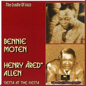 """Bennie Moten & Henry """"Red"""" Allen 歌手頭像"""