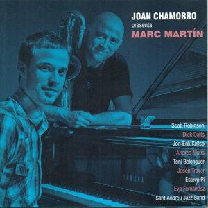 Joan Chamorro, Marc Martín 歌手頭像