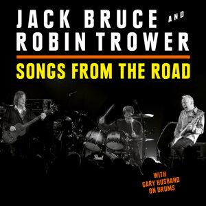 Jack Bruce, Robin Trower 歌手頭像