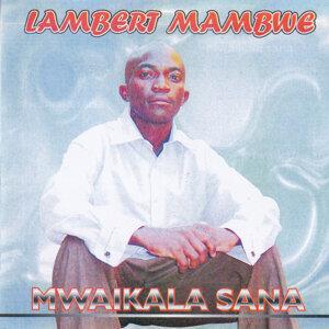 Lambert Mambwe 歌手頭像