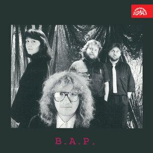 B. A. P.