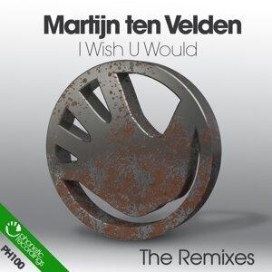 Martijn Ten Velden 歌手頭像
