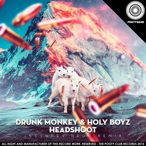 Drunk Monkey, Holy Boyz 歌手頭像