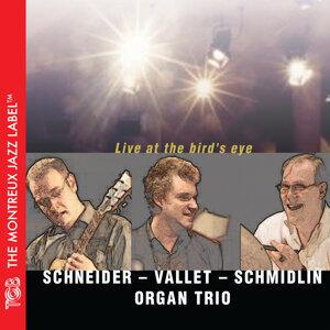 Schneider - Vallet - Schmidlin Organ Trio 歌手頭像