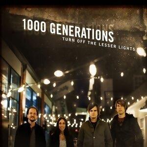 1000 Generations