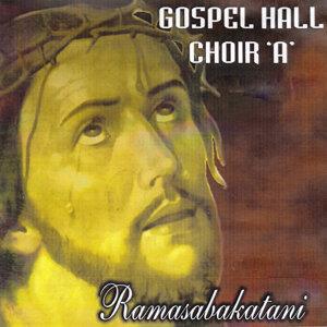 Gospel Hall Choir 'A' 歌手頭像