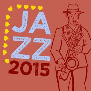 Jazz 2015 歌手頭像