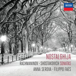 Anna Serova, Filippo Faes 歌手頭像