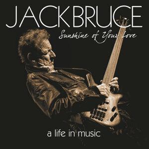 Jack Bruce, Cream, BBM 歌手頭像