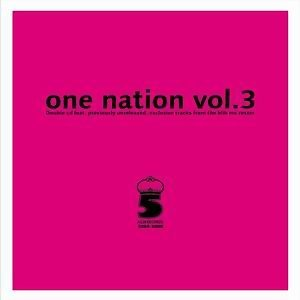 One Nation Vol. 3 歌手頭像