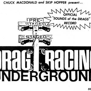 Drag Racing Underground 歌手頭像