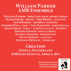 William Parker AMR Ensemble