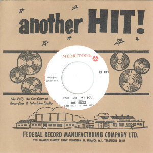 Joe Higgs, Lynn Taitt & The Jets 歌手頭像