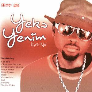 Yeko Yenim feat. Kofi Bee, Okyeame Kwame, Kwabena Kwabena, Black Horror, King Khorus, Shee, Richie Rich, Lisa, Barosky, Shutter Rako 歌手頭像