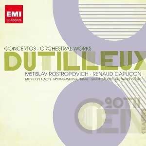 20th Century Classics: Henri Dutilleux アーティスト写真
