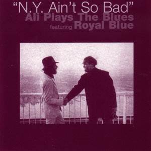Ali Plays The Blues feat. Royal Blue 歌手頭像