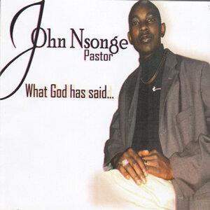 John Nsonge Pastor 歌手頭像