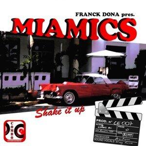 Franck Dona & Miamics 歌手頭像