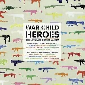 War Child: Heroes (英雄:慈善選輯) 歌手頭像