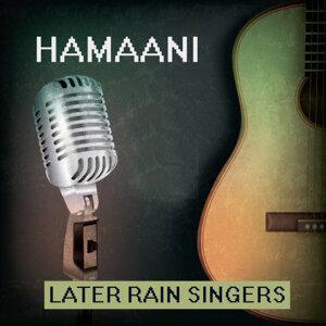 Later Rain Singers 歌手頭像
