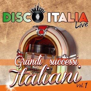 Disco Italia Live 歌手頭像