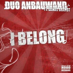 Duo Anbauwand feat. Daniel Brandt アーティスト写真