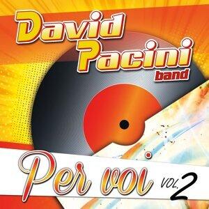 David Pacini Band 歌手頭像