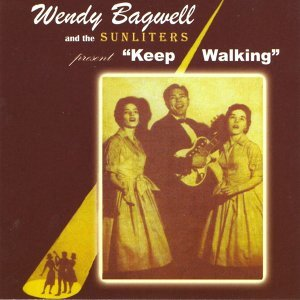 Wendy Bagwell & The Sunliters アーティスト写真
