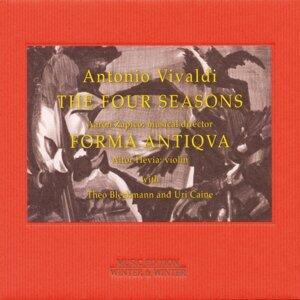 Forma Antiqva & Aarón Zapico 歌手頭像