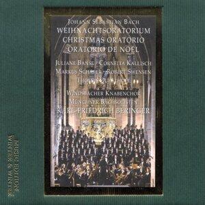 Windsbacher Knabenchor, Karl-Friedrich Beringer, Münchner Bachsolisten, Windsbacher Knabenchor & Karl-Friedrich Beringer 歌手頭像