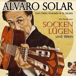 Alvaro Solar 歌手頭像