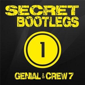 Genial & Crew 7 歌手頭像