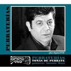 Tomás de Perrate feat. Antonio Moya 歌手頭像