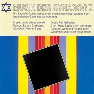 Hans Sachs Chor Nuernberg, Wolfgang Riedelbauch, Baruch Grabowski, Rolf Groeschel, Werner Galas 歌手頭像