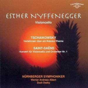 Nuernberger Symphoniker, Esther Nyffenegger アーティスト写真