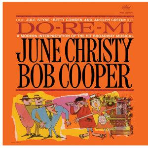 June Christy, Bob Cooper 歌手頭像
