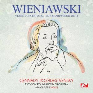 Moscow RTV Symphony Orchestra, Gennady Rozhdestvensky, Arkadi Futer 歌手頭像