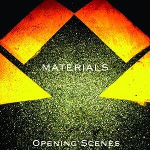 Materials 歌手頭像