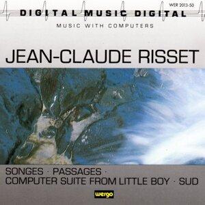 Jean-Claude Risset 歌手頭像