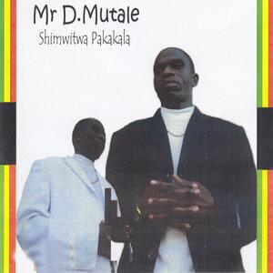 Mr D Mutale 歌手頭像