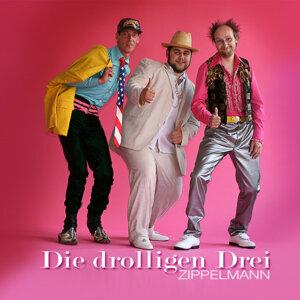 Die Drolligen Drei アーティスト写真