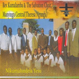 Rev Kamalamba &The Salvation Choir Manyinga Central Theresa Ngunga 歌手頭像