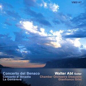 Walter Abt, Gianfranco Grisi, Italian Chamber Orchestra Dissuono 歌手頭像