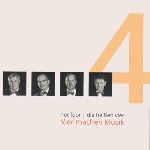 hot four - die heißen vier 歌手頭像