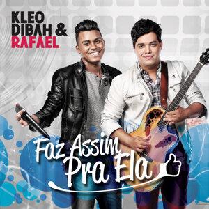Kléo Dibah e Rafael